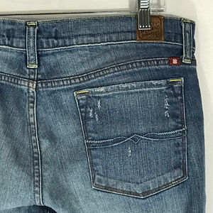 Lucky Brand Sister New Zoe Boot Cut Jeans